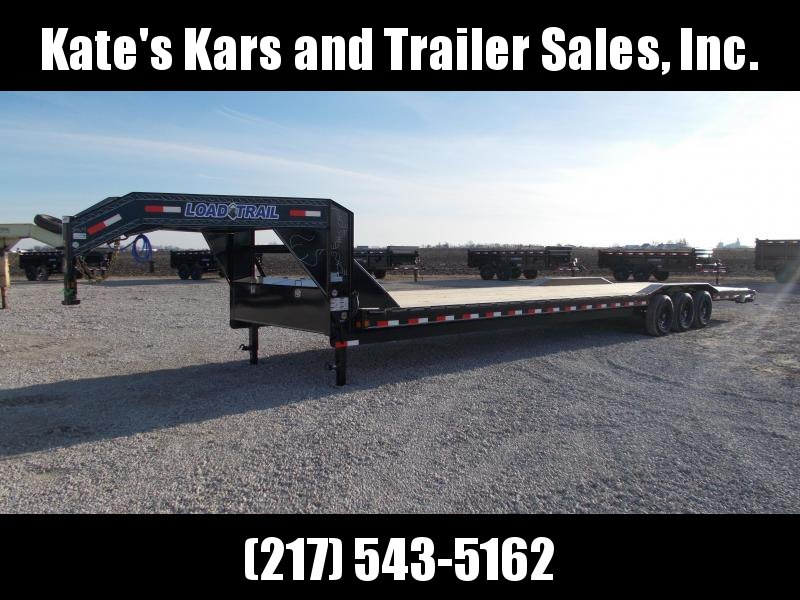 2020 Load Trail 102X40' Triple Axle 21K Buggy Hauler Flatbed Trailer