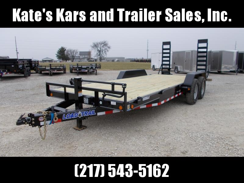 *NEW* Load Trail 20' Equipment Hauler Trailer 14K LB