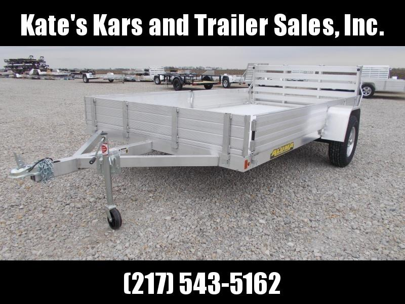 *NEW*  Aluma 8112SR ATV Side Load 12' Aluminum Utility Trailer