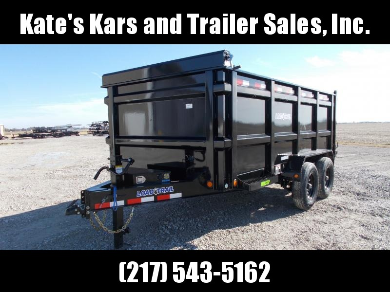 "2020 Load Trail 83X14 48"" Sidewalls 14K GVWR Dump Trailer"