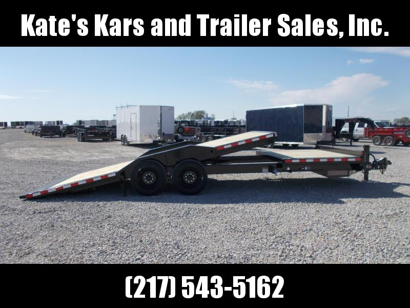 2019 Midsota 102X24 Tiltbed 16K Trailer Equipment Trailer