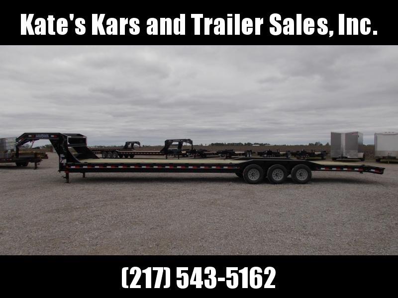 *NEW## Load Trail 40' Gooseneck Buggy Hauler Triple axle 21K LB Trailer GC21