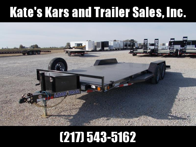 2020 Load Trail 83x20 Steel Deck 9990GVWR Equipment Trailer