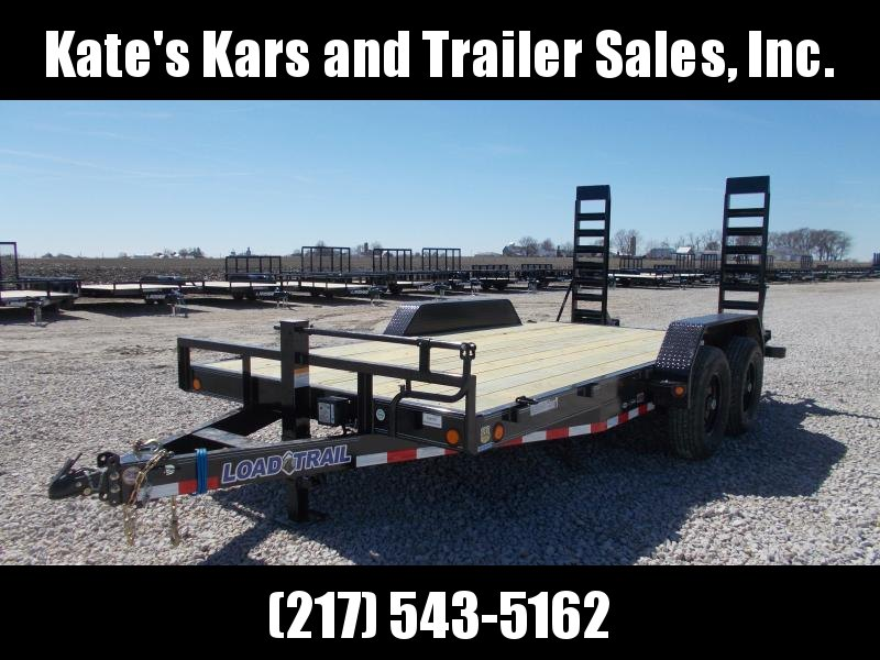 2019 Load Trail 83X16' Bobcat Trailer 14K LB Equipment Trailer