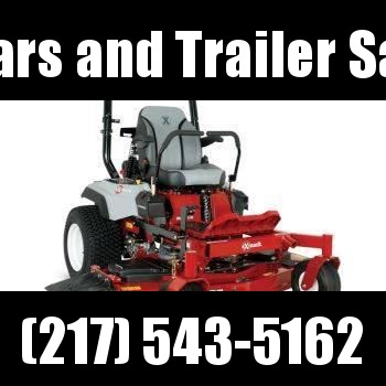 "*NEW* Exmark Radius S-Series 60"" zero turn mower Lawn"