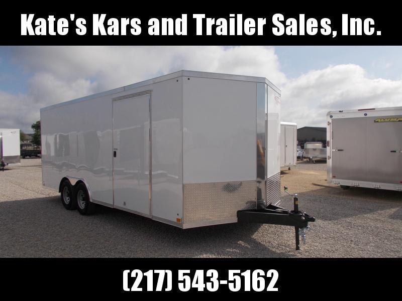 *NEW* Cross Trailers 8.5X20' Enclosed 9990 LB GVWR Enclosed Cargo Trailer