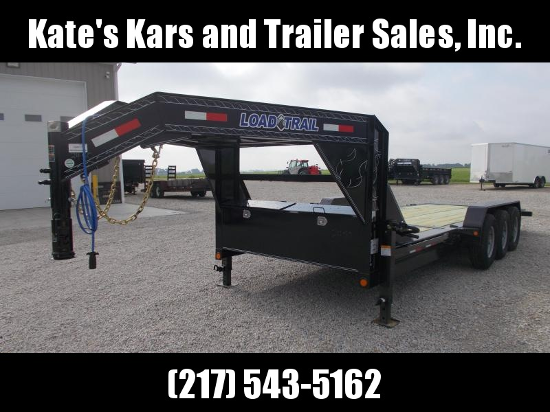 2019 Load Trail Triple Axle Tilt 83X22 Equipment Trailer