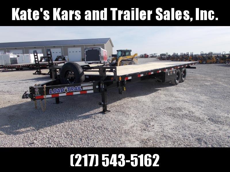 2020 Load Trail 102X26 Deckover Full Tilt Equipment Trailer