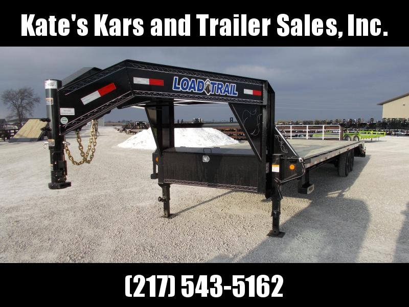 2019 Load Trail 30 Goosekeck 14K Equipment Trailer