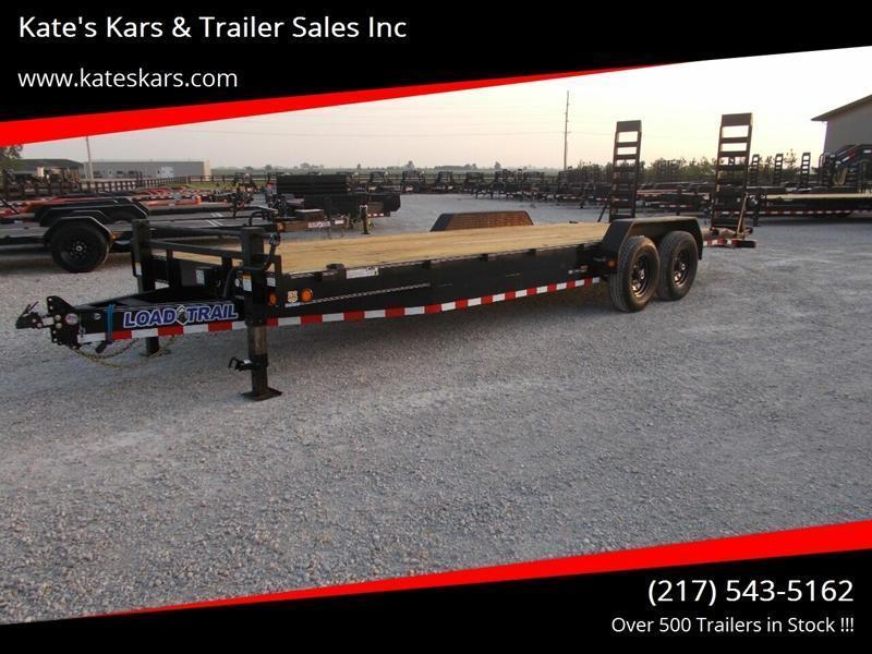 2020 Load Trail 83X24' 14K Equipment Trailer CH8324072