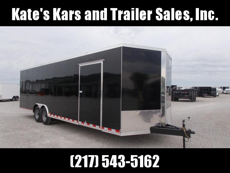 2020 Cross Trailers 8.5X28 HD 12000 LB Cargo Trailer Enclosed Cargo Trailer