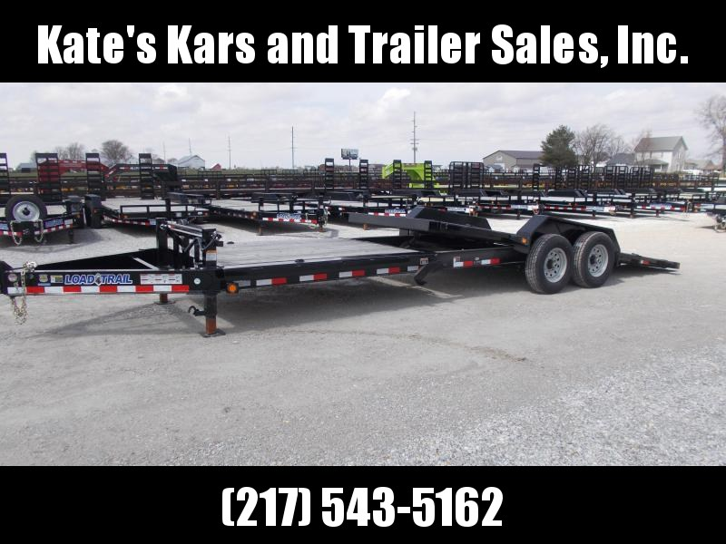 *NEW* Load Trail 83x24' HEAVY DUTY Tilt Trailer TH8324072