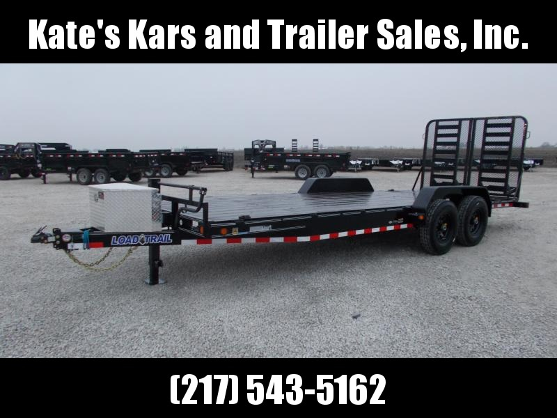 2019 Load Trail 83X22' w Lots of Upgrades Equipment Trailer