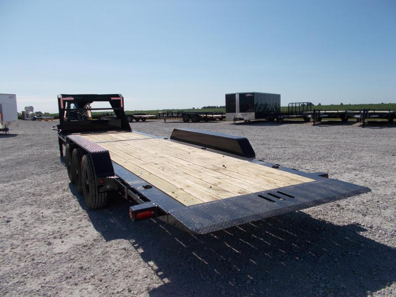 2019 Load Trail 83X26 21K Triple Axle Tiltbed Equipment Trailer