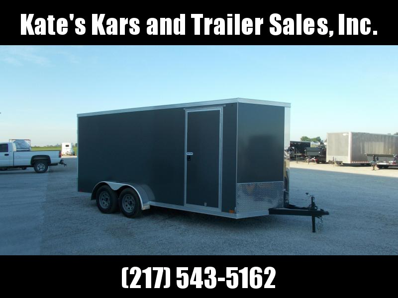 2020 Cross Trailers 7X16 EXTRA TALL Enclosed Cargo Trailer