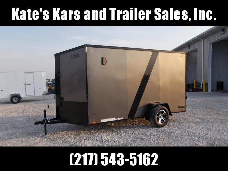 2020 Cargo Express 6X12 Blackout Package TONS OF UPGRADES Enclosed Cargo Trailer