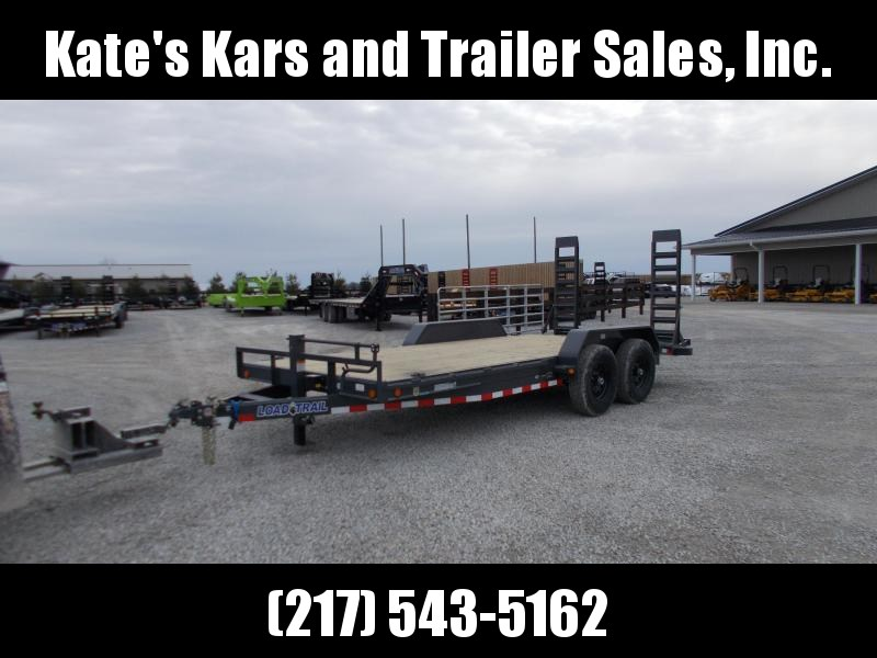 2019 Load Trail 83X18' Equipment Trailer 14K LB Flatbed Trailer