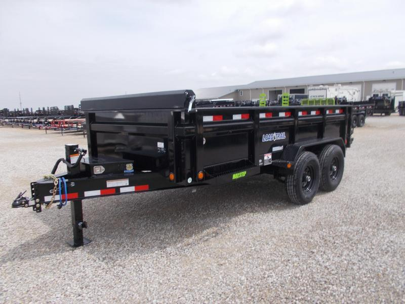 "NEW*** Load Trail 83"" X 14' Tandem Axle Dump Dump Trailer"