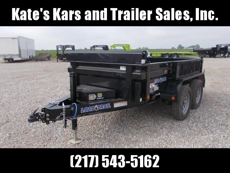 2019 Load Trail 60X10 7K Dump Trailer