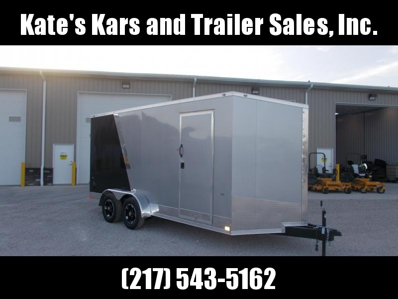 *NEW* Formula Trailers 7X16' Two Tone Extra Tall Enclosed Cargo Trailer