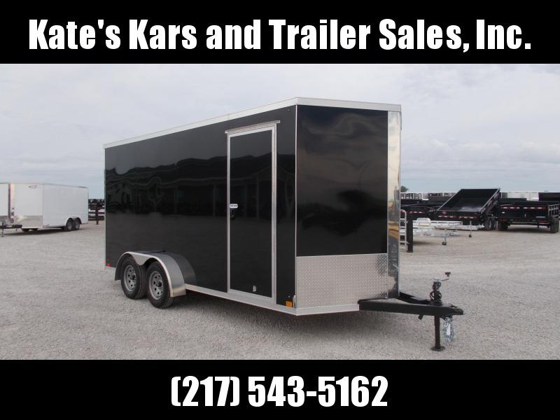 2020 Cross Trailers 7x16 Extra Tall 9990 LB GVWR Cargo Trailer Enclosed Cargo Trailer