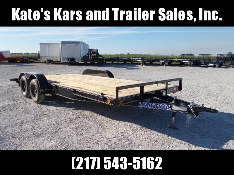 NEW!!! 2020 Load Trail 83X18' 7K GVWR Car / Racing Trailer
