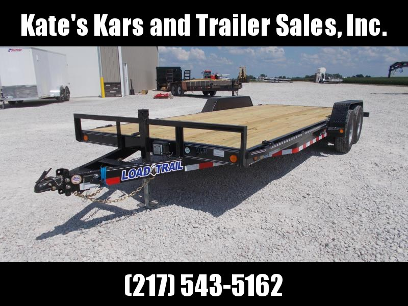 2020 Load Trail 83X20 9990GVWR Car Hauler Style Equipment Trailer