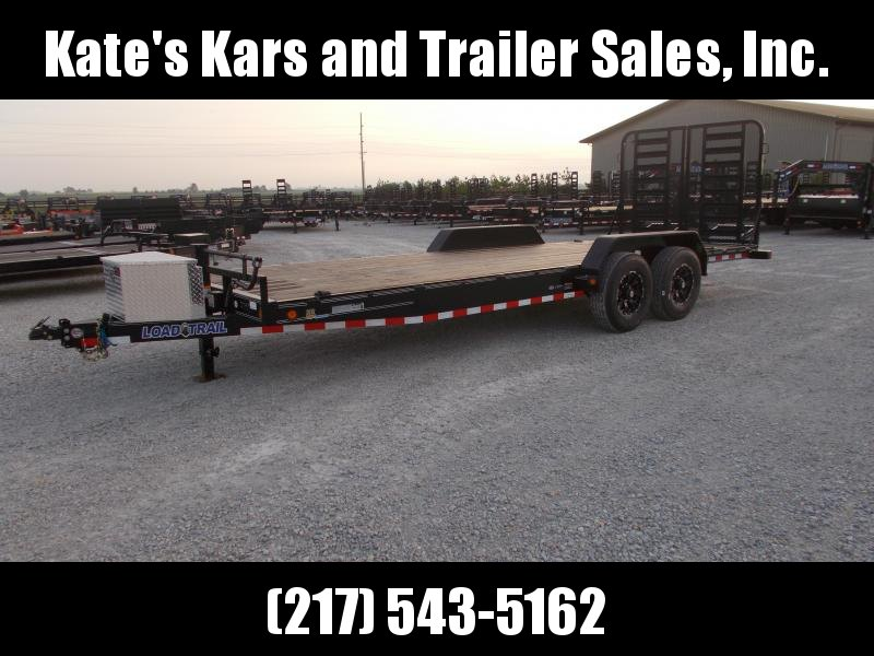 2019 Load Trail 22' Decked Out Trailer Equipment Trailer