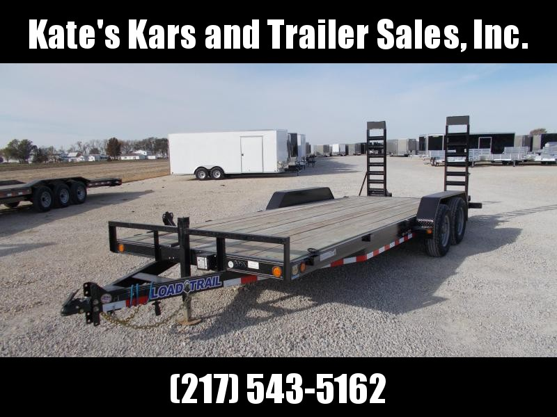 2020 Load Trail 83X20 Tandem 5200 Axles 9990GVWR Equipment Trailer