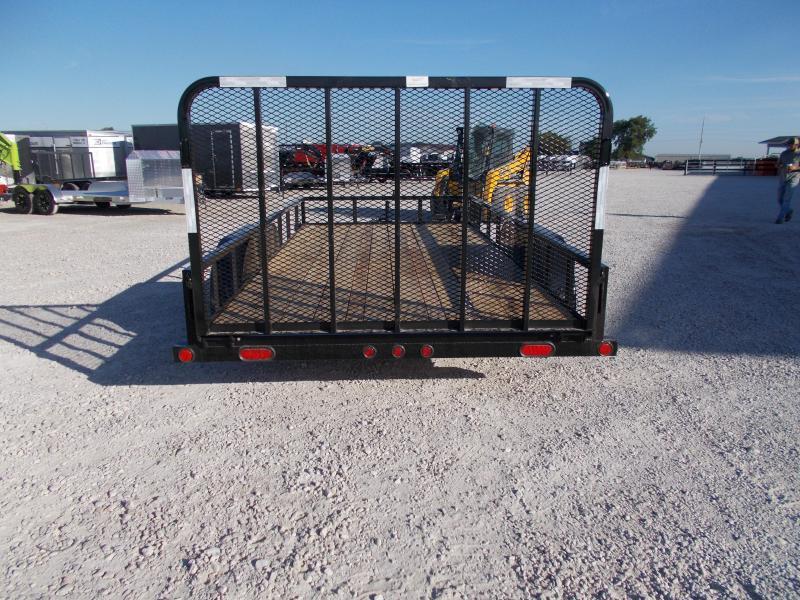 2020 Load Trail 83X16' 7K GVWR Utility Trailer