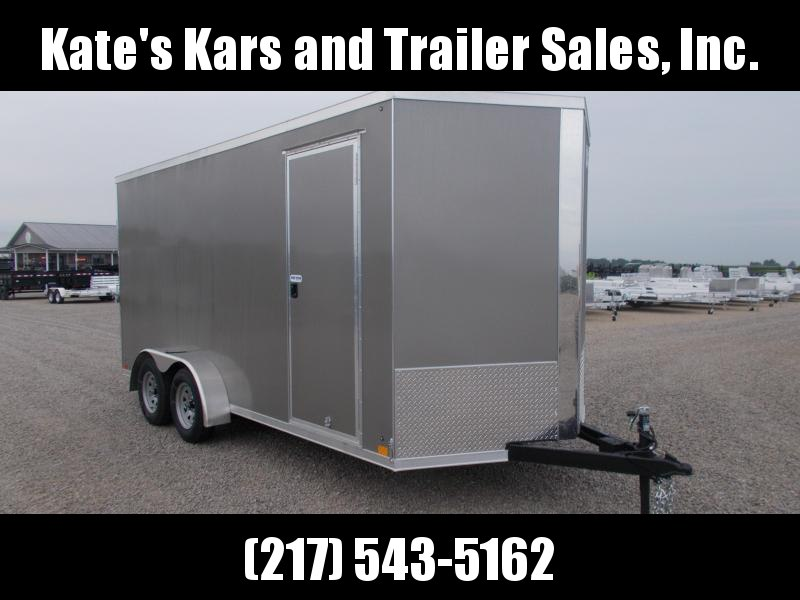 2020 Cross Trailers Extra 12 In Height 7X16 Enclosed Cargo Trailer