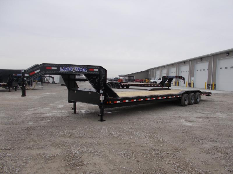 2020 Load Trail 102X36' Buggy Hauler Drive Over Fenders 21K Gooseneck Flatbed Trailer