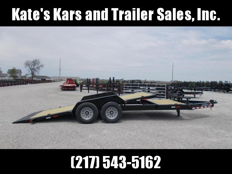 *NEW* Load Trail 20'  I BEAM FRAME tilt trailer 14000 LB GVWR