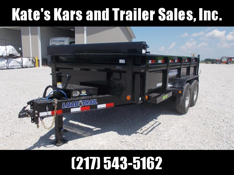 2019 Load Trail NEWW 83X14 14K MAX Step Dump Trailer