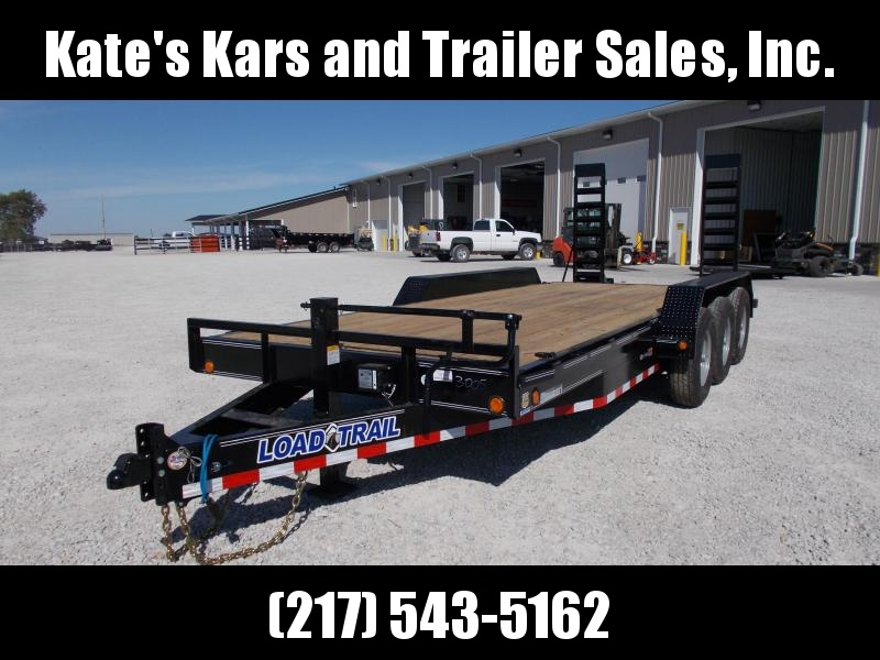 2020 Load Trail 83X20 Triple Axle 21K Equipment Trailer