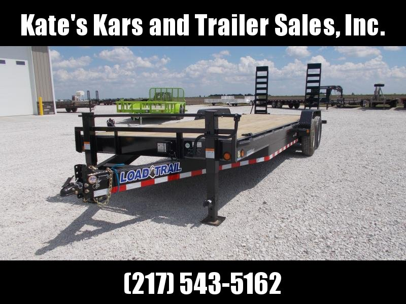 *NEW** Load Trail 83X24' Flatbed Equipment Trailer Equipment Trailer