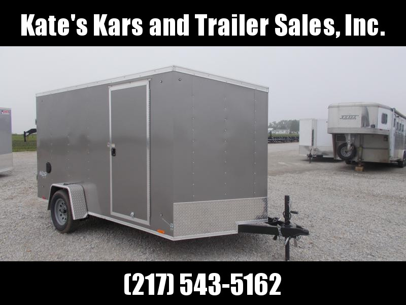 *NEW* Pace 7X12' Ramp Door Enclosed Cargo Trailer