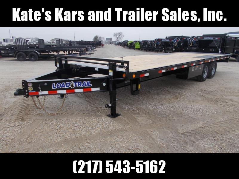2020 Load Trail 102X26' 14K Deckover Full Tilt Equipment Trailer