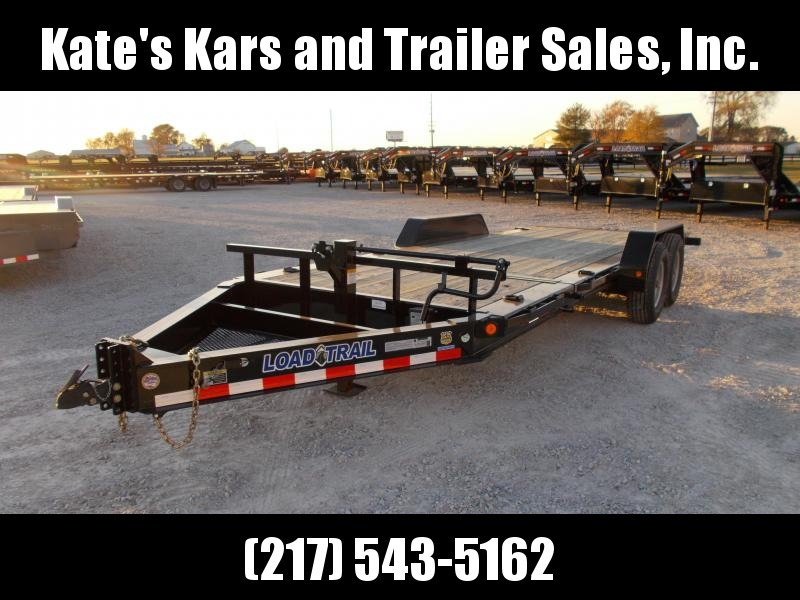 2019 Load Trail Tilt Equipment Trailer