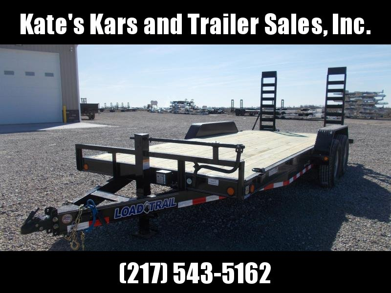 2019 Load Trail 83X18' Bobcat Hauler Equipment Trailer