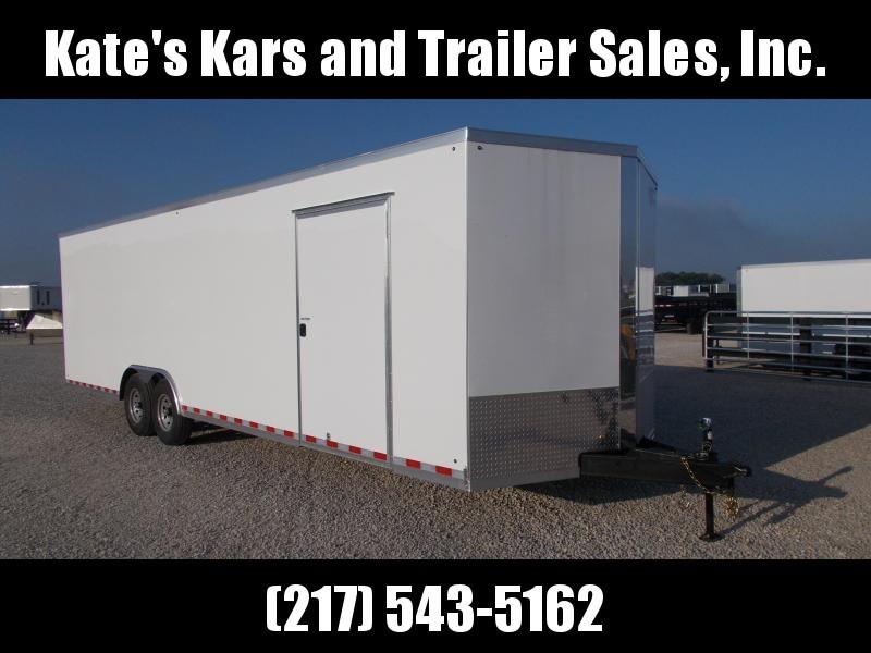 N*E*W* Cross 8.5X28 Enclosed Trailer 12K LB Enclosed Cargo Trailer