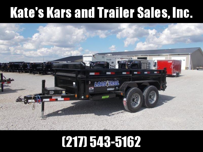 *NEW* Load Trail 6'X12' Dump trailer 9990 LB GVWR