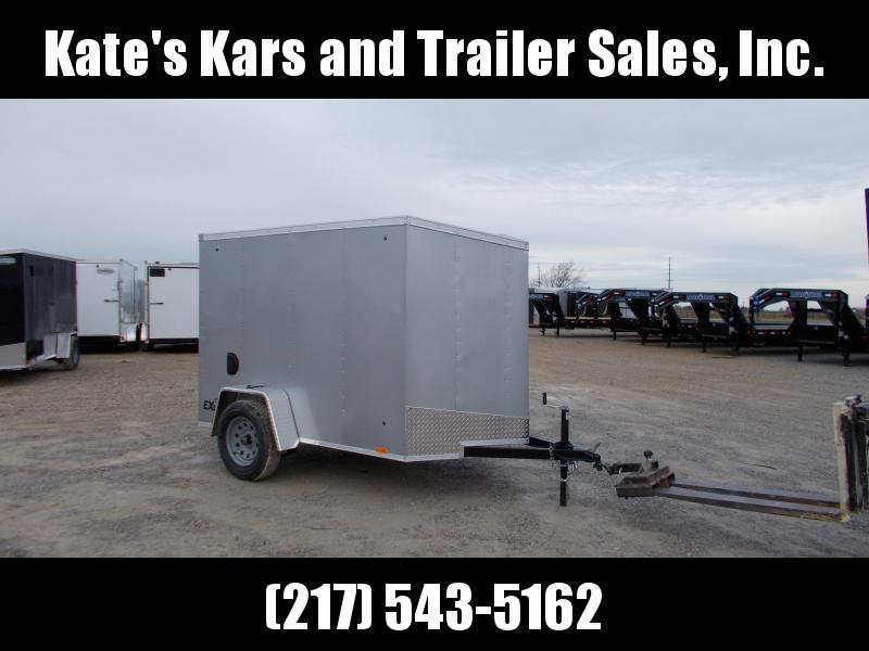 *NEW* Cargo Express 5X8' enclosed Cargo Trailer w/Ramp door