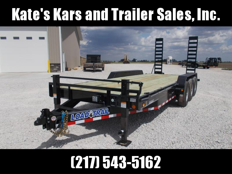 "*NEW* 21000 LB GVWR Load Trail 83""X22'  Equipment Trailer Flatbed"
