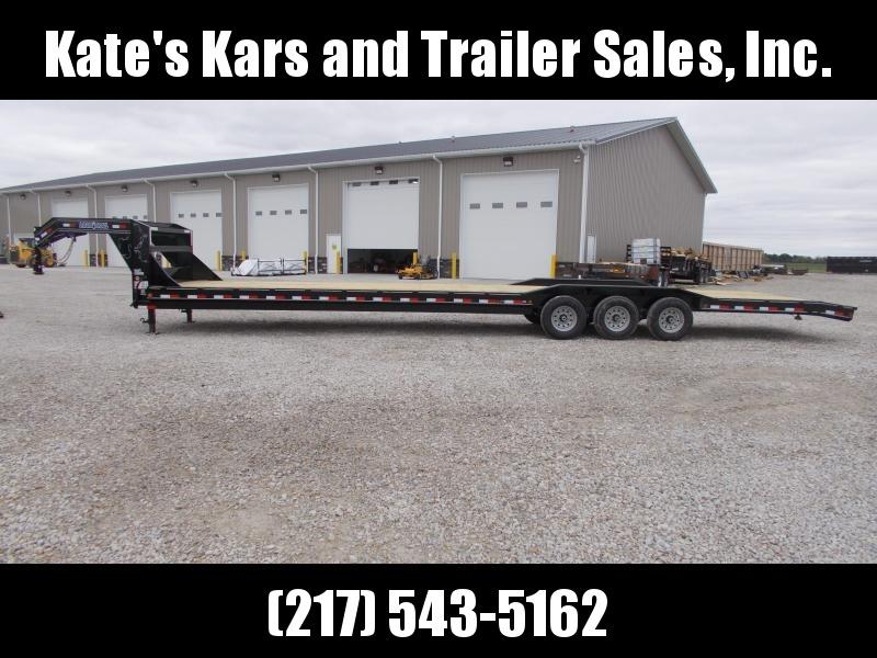 *HOTSHOT Trailer## Load Trail 102X40' Gooseneck Buggy Hauler Mud Truck Trailer