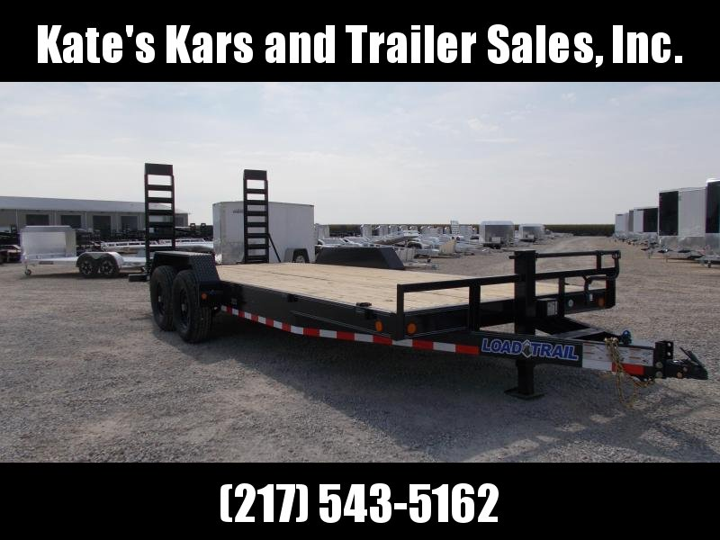*NEW* Load Trail 20' Equipment Trailer 14K LB GVWR
