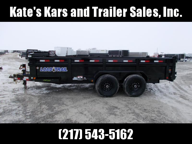 2019 Load Trail 83X16 Dump Trailer 14K LB Dump Trailer