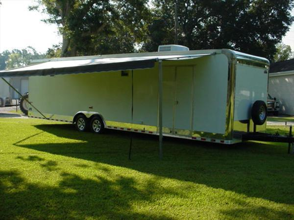 Trailer Retractable Awnings 28 Images Retractable Awning 3 5 Tons Useful Width 2010 Mm 2011