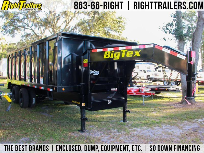 8x20 Big Tex Trailers | Dump Trailer