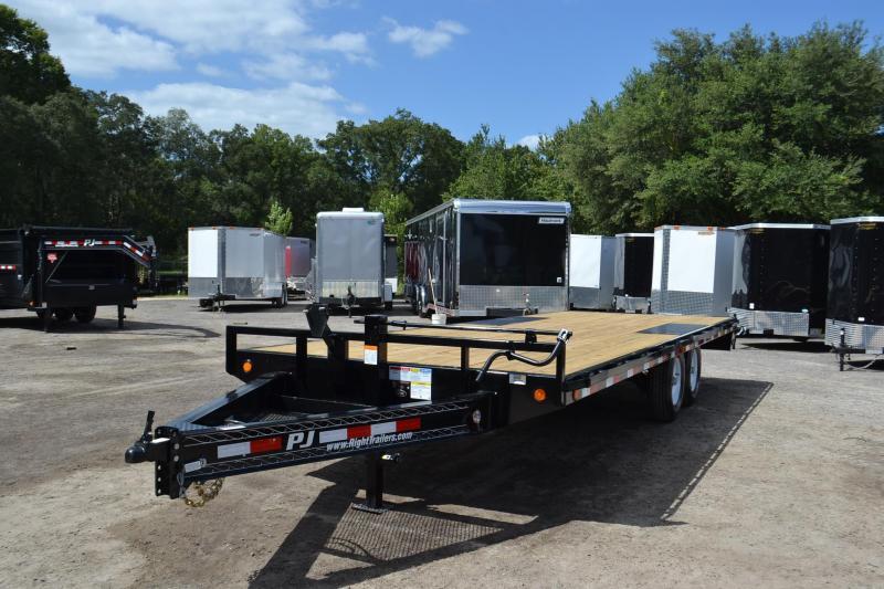 8.5x22 PJ Trailers | Equipment Trailer [Deck Over]